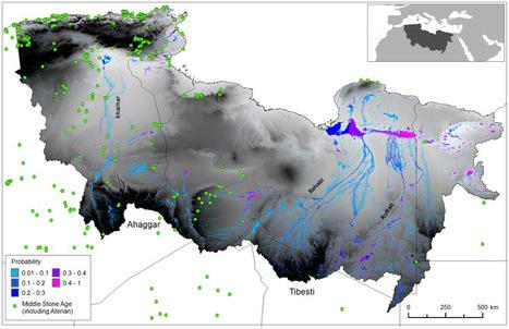 Nos ancêtres sont-ils sortis d'Afrique en longeant d'anciennes rivières ?   Aux origines   Scoop.it