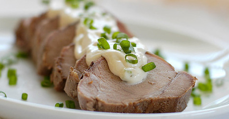 Photo Finish: Pork Tenderloin! | Delicious! Delicious! | recipes chicken, meat | Scoop.it