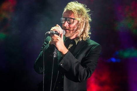"The National premiere new song ""The Day I Die"" at Welcome to Hamilton benefit concert — watch 