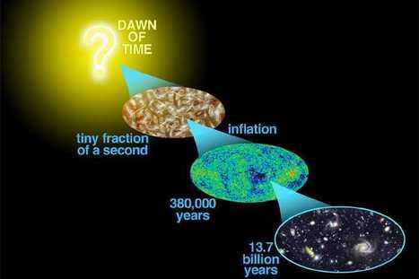 Έχει παρερμηνευτεί η Ηχώ από το Big Bang; | physics4u | Scoop.it