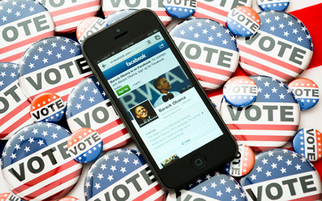 Politicians Will Spend Up to 12% of Their Campaign Budgets on Digital Media | Business Futures | Scoop.it