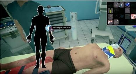 """HemoSims Trauma"" : 1er serious game en traumatologie   E-Formation, Serious Games & MOOCs   Scoop.it"