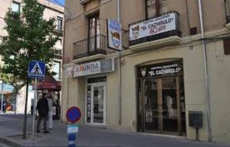 Acte de cloenda de la celebració del 40è aniversari del Centro Aragonés El Cachirulo | El Centre | Scoop.it
