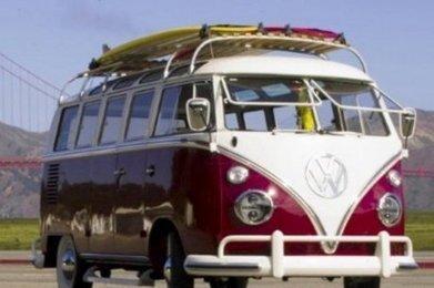 Le Combi VW, chouchou des surfeurs, va devenir un collector - Sud Ouest   Actualités Volkswagen   Scoop.it