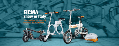 Airwheel Electric Street Scooter for Adults Appeals to Various Groups | Press_Release | Scoop.it