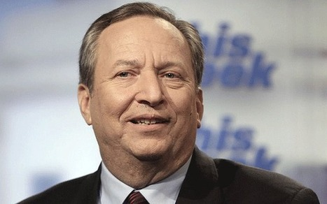 Frontrunner for Fed chair Larry Summers pulls out of race - Telegraph   Christian Finance   Scoop.it
