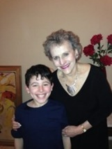 Grandmother Finishes NYC Marathon to Raise Money to Fight Grandson's Cancer | Seniors: Learning is Timeless | Scoop.it