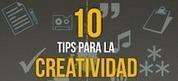 educomunicacion.com: 10 tips para habilitar (o aprender más de) tu creatividad #infografia | Sinapsisele 3.0 | Scoop.it