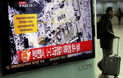 Coreia do Sul diz que Norte pode estar a preparar o quarto teste nuclear | Coreia do Norte | Scoop.it