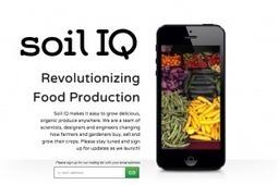 Une semaine dans la Silicon Valley : Soil IQ - L'Express | Une semaine dans la Silicon Valley | Scoop.it