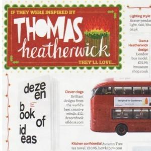 Dezeen Book of Ideas in Observer Christmas gift guide - Dezeen | Digital-News on Scoop.it today | Scoop.it