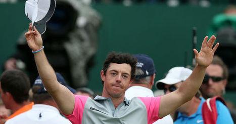 Golf : Rory McIlroy sacré au British Open | Golf News by Mygolfexpert.com | Scoop.it