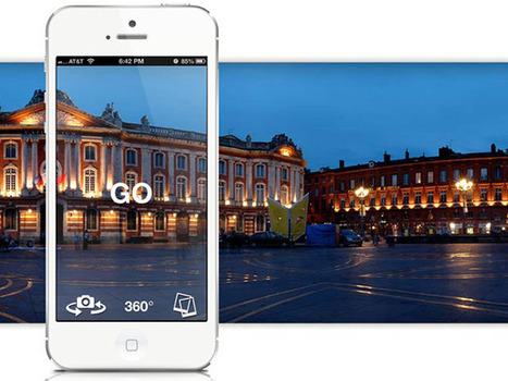 Cycloramic Rotates Your iPhone in 360-Degrees Using Only Its Vibrate Feature   Digital-News on Scoop.it today   Scoop.it