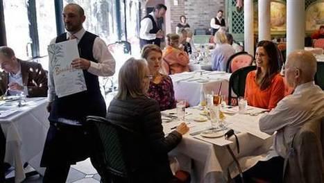 Should restaurants let pretty people eat for free? | Kickin' Kickers | Scoop.it