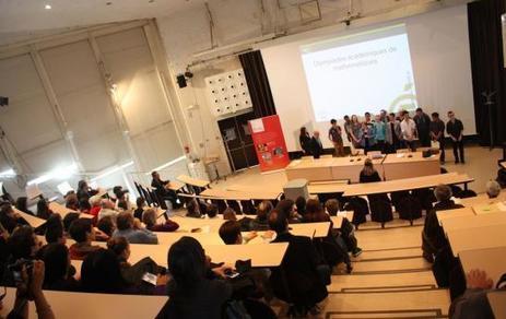 Cachan : les athlètes des mathématiques récompensés - Le Parisien | ENS Cachan à la Une | Scoop.it
