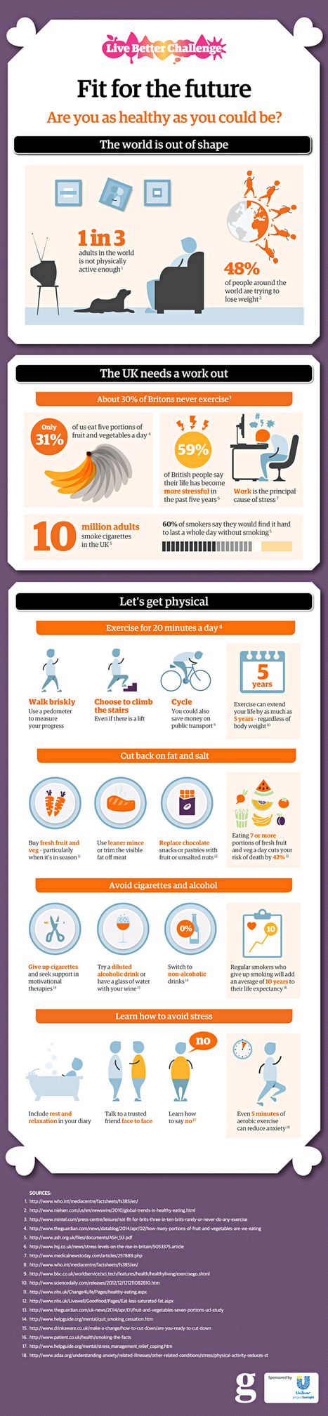 Are you fit for the future? - infographic | Healthy Living | Scoop.it
