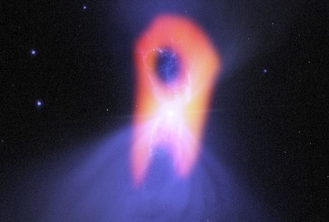 Boomerang Nebula Reveals Its Ghostly Figure - Space News - redOrbit | Outer Space - SSMS | Scoop.it