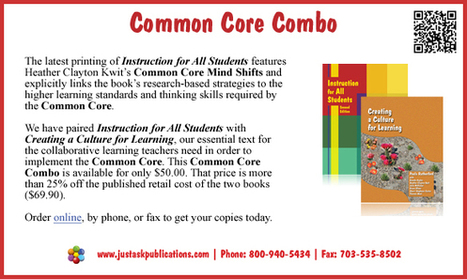 Just ASK Publications and Professional Development - Making the Common Core Come Alive! | Mr. Peters Art Stuff | Scoop.it