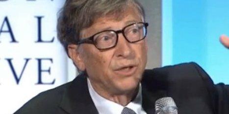 Bill Gates: 'Philanthropy Should Be Taking Bigger Risks Than Business' - Huffington Post   investing4good   Scoop.it