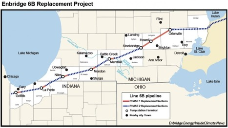 Angry Michigan Residents Fight Uneven Battle Against Pipeline Project on Their Land | InsideClimate News | Sustain Our Earth | Scoop.it