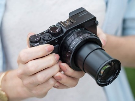 Opinion: Why buy a Panasonic LX100 when you could buy a GX7? | Mirrorless cameras | Scoop.it