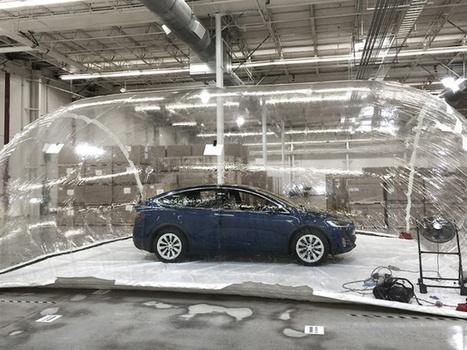 Le elettriche Tesla a prova di armi biologiche | Mobilità ecosostenibile: auto e moto elettriche, ibride, innovative | Scoop.it