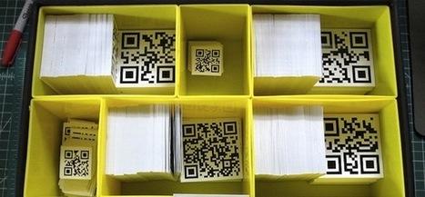 Les QR codes, une fausse bonne idée ?   QRdressCode   Scoop.it
