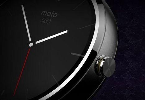 Motorola Moto 360: OLED-Display, Saphirglas und Wireless Charging? [Gerücht]   Mobile Technology   Scoop.it