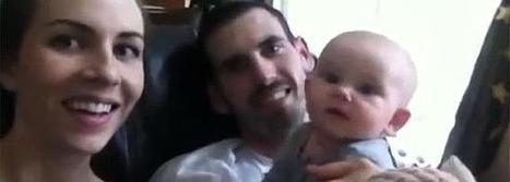 Un joven de 27 años se despide de su hija de 7 meses antes de morir de cáncer | paciente | Scoop.it