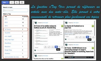 Scoop.it : Conseils pour optimiser vos topics | Mes ressources personnelles | Scoop.it