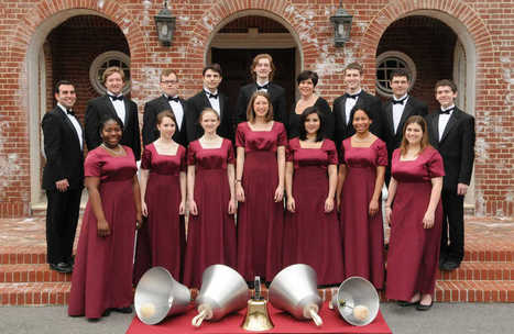 Famed Westminster Concert Bell Choir to play at First Methodist | Capital Journal | OffStage | Scoop.it