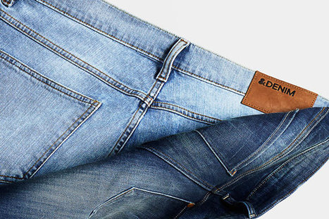 H&M Converts Donated Clothes Into A New Denim Collection - PSFK | Innovation | Scoop.it