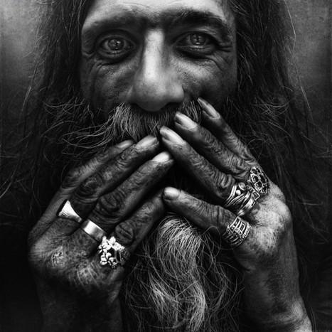 Lee Jeffries Portraits | tANkRed | Scoop.it