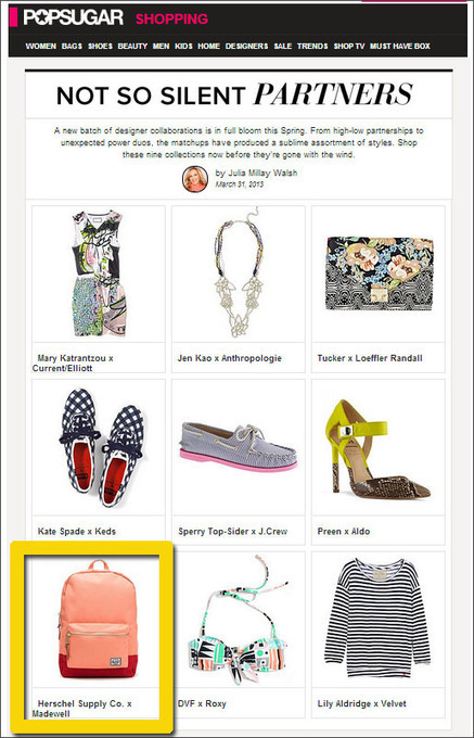 Ecommerce Snapshot: ShopStyle email - Ecommerce Outtakes | Latest eCommerce News | Scoop.it
