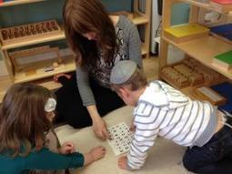 Jewish Montessori Becomes 'A Movement'   Judiac Studies and Technology   Scoop.it