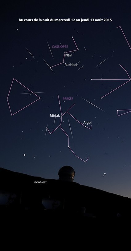 Les plus beaux rendez-vous astronomiques en août | Ca m'interpelle... | Scoop.it