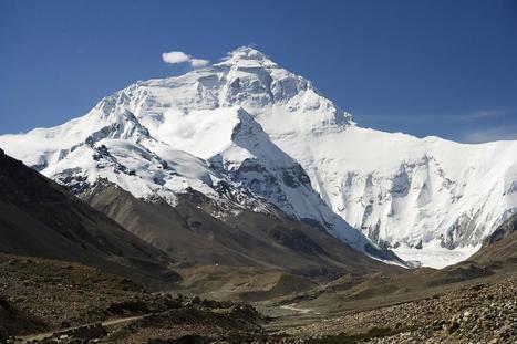 Opposing mountain ranges   Gaia Diary   Scoop.it