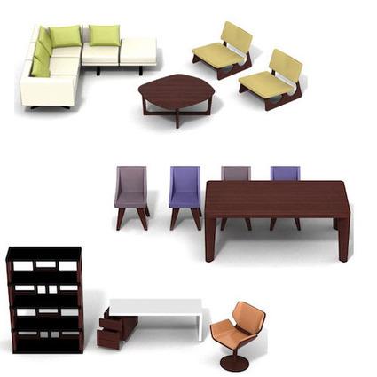 Brinca Dada Dollhouse Furniture | D_sign | Scoop.it