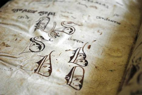 Historians find ancient doodles among 1000-year-old manuscripts - New York Daily News | doodling | Scoop.it