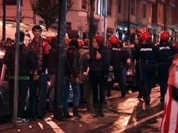 Detenidos dos jóvenes acusados de provocar la carga que mató a Cabacas   EITB Noticias de Sociedad   Txemabcn   Scoop.it
