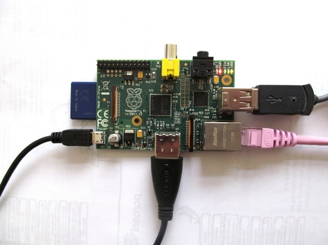 Deep learning on the Raspberry Pi! | Raspberry Pi Hacks | Scoop.it