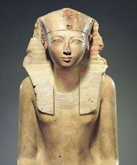 El  tesoro de la reina Hatshepsut que emergió del olvido en Canadá | Egiptología | Scoop.it