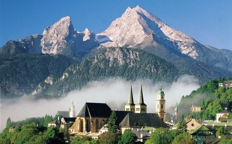 Places To Visit In Germany - Destinations - Backpacker Advice | Backpacker Advice | Scoop.it