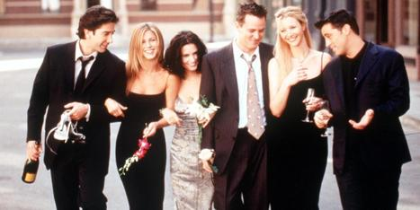 'Friends' Trivia Quiz: How Well Do You Know The Fashion On Your Favorite TV ... - Huffington Post | Textile Fabric | Scoop.it