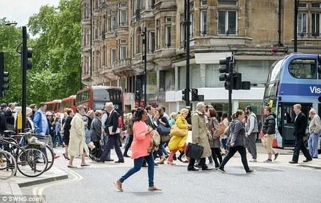 Revealed: Britain's 10 most dangerous pedestrian crossings | ESRC press coverage | Scoop.it