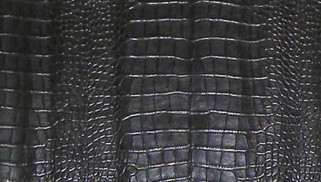 Vídeo. Técnica de pintura imitación piel de cocodrilo. Pintura Borneo. | Mil ideas de decoración | Cocina-Hogar | Scoop.it