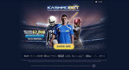 Kashmobet's Blog • It won't be long now until Kashmobet.com launches... | Online Sportsbook | Scoop.it