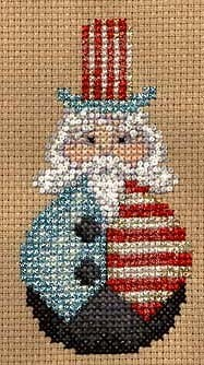 4th of July: Uncle Sam Cross Stitch | CROSS STITCHING FOR STITCHERS WHO LOVE TO STITCH | Scoop.it