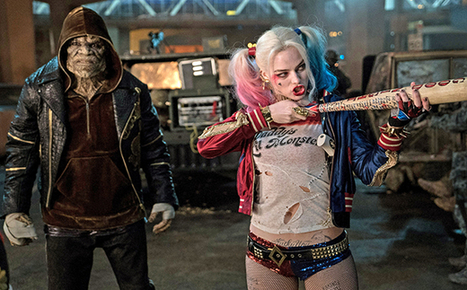 Box office report: 'Suicide Squad' shatters August record with $135 million | Comic Book Trends | Scoop.it