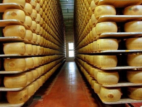 Hard Currency – Italy's Unique Cheese Banks | Strange days indeed... | Scoop.it